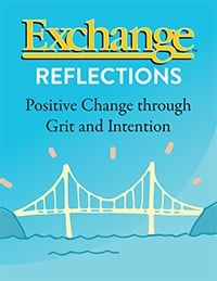 Positive Change through Grit and Intention
