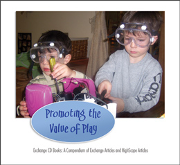 Promoting the Value of Play - CD Book
