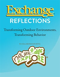 Transforming Outdoor Environments, Transforming Behavior
