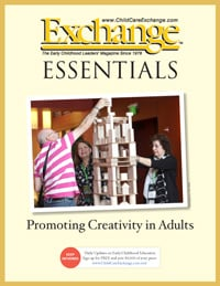 Promoting Creativity in Adults