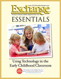 Using Technology in the Early Childhood Classroom