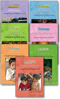 Beginnings Workshop Books Set