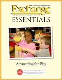 Advocating for Play