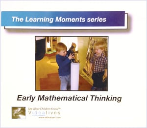 Learning Moments CD - Early Mathematical Thinking