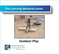 Learning Moments CD - Outdoor Play