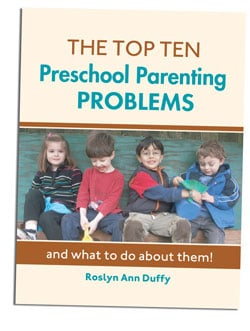 Top Ten Preschool Parenting Problems