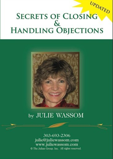 Secrets to Closing and Handling Objections Audio CD - Updated Edition