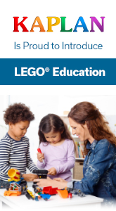 Kaplan is Proud to Introduce Lego Education