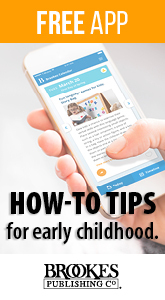Brookes - Free App - How-to tips for early childhood.