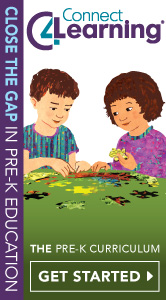 Connect 4 Learning - Close the Gap in Pre-K Education.