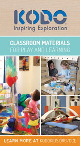 KODO Kids - Classroom Materials for Play and Learning.