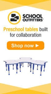 School Outfitters - Preschool Tables Built for Collaboration.