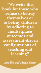 From Teaching to Thinking.