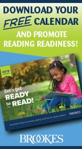 Brookes Publishing - Download your free 2019 early literacy calendar.