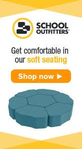 School Outfitters - Get Comfortable in Our Soft Seating.