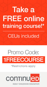 ContinuED - Take a Free Online Training Course.