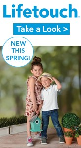 Lifetouch - New This Spring!
