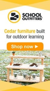 School Outfitters - Cedar Furniture Built for Outdoor Learning.
