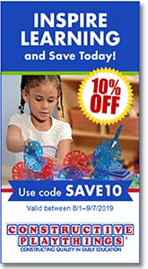 Constructive Playthings - Save 10%.