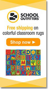School Outfitters - Free Shipping on Colorful Classroom Rugs.
