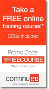ContinuED - Take a free online training course!