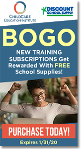 Childcare Education Institute - Free School Supplies.