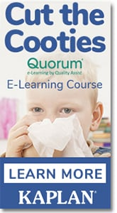 Kaplan - Cut the Cooties - E-learning Course.