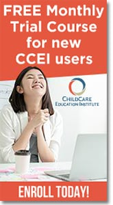 Childcare Education Institute - Free Trial Course.