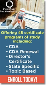 Childcare Education Institute - Get Your CDA.