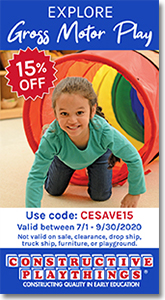 Constructive Playthings - Explore Gross Motor Play.
