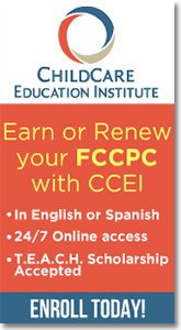 Childcare Education Institute - Earn or renew your FCCPC.