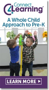 Connect 4 Learning - A Whole Child Approach to Pre-K.