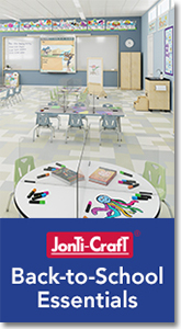 Jonti-Craft - Back-to-school essentials.