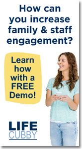 Life Cubby -Increase family and staff engagement with a free demo.