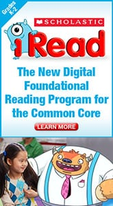 iRead - The New Digital Foundational Reading Program from Scholastic