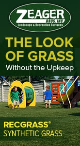 Zeager Brothers - The Look of Grass Without the Upkeep
